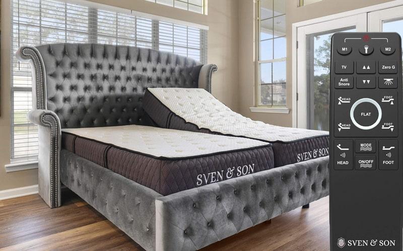 Best Pick: Sven & Son Adjustable Bed