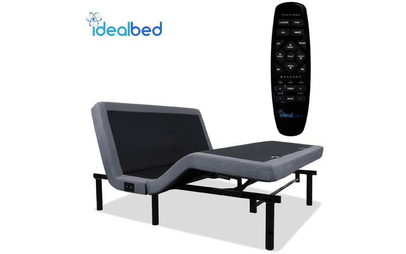 Best Value for Money: IDealBed 4i Custom Adjustable Bed