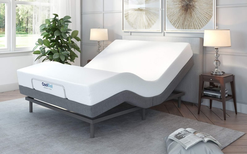 Classic Brands Adjustable Bed