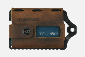 Best Metal: Trayvax Element Credit Card Holder Wallet