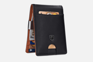 Best Money Clip: TRAVANDO Credit Card Holder Wallet