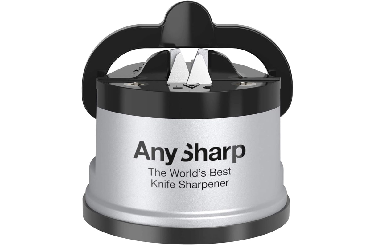 AnySharp 42535 Silver Knife Sharpener