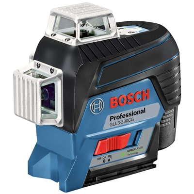 Bosch GLL3-330CG Laser Level