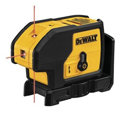DEWALT DW083K – Best Point Laser Level