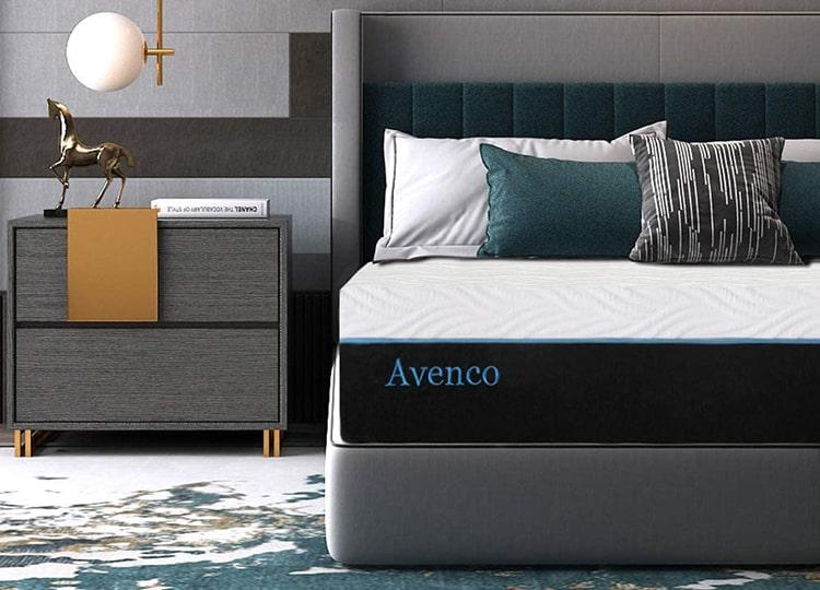 "Best Value Avenco 10"" Queen Size Premium Mattress"