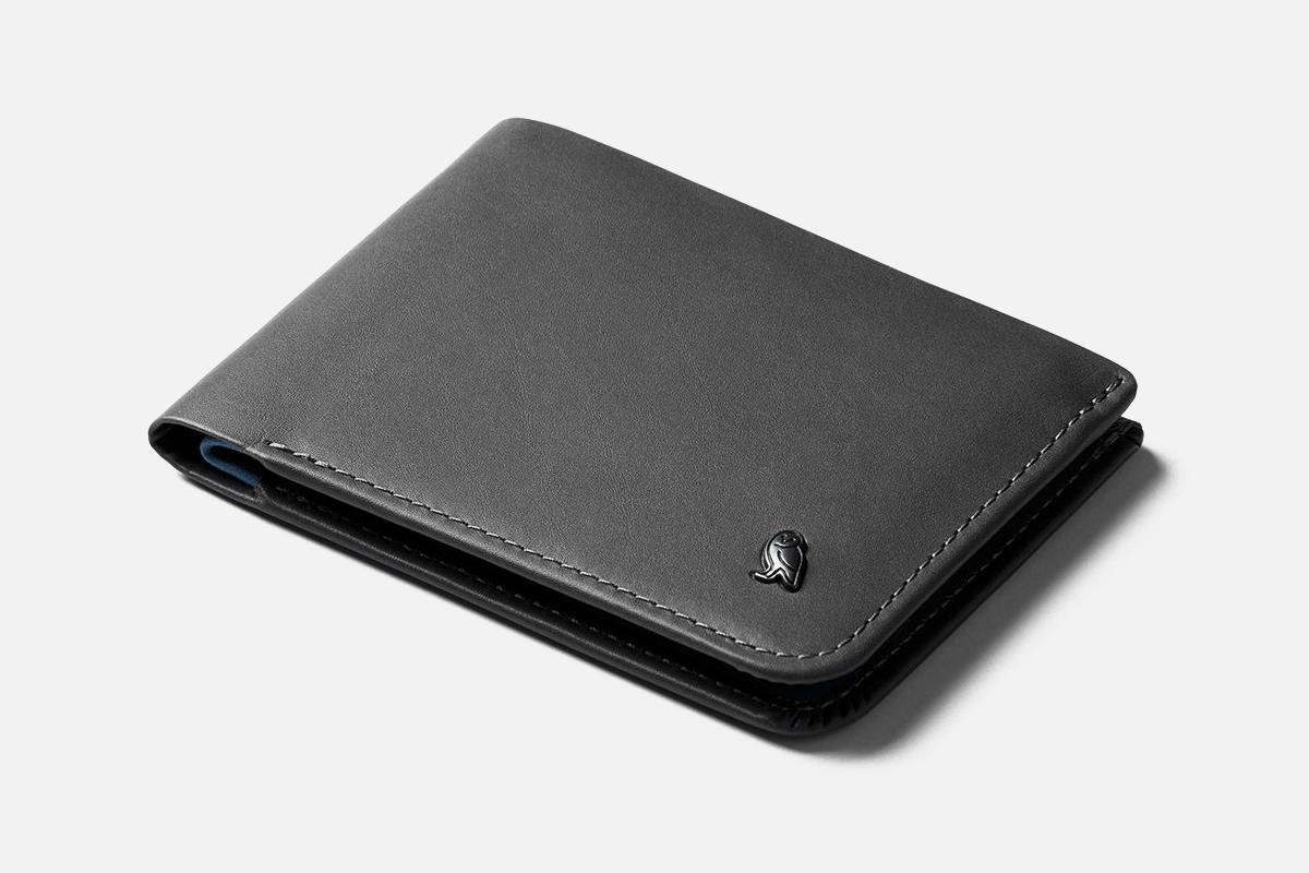 Best Leather Bifold: Bellroy Hide and Seek Minimalist Wallet