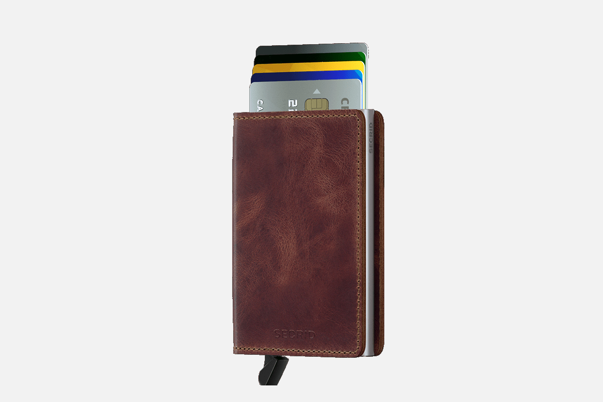 Best Smart: Secrid Slim and Minimalist Wallet