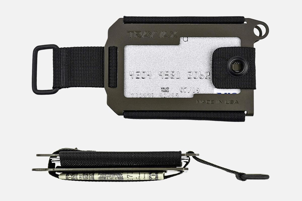 Best Slim: Taylor Stitch Minimalist Wallet