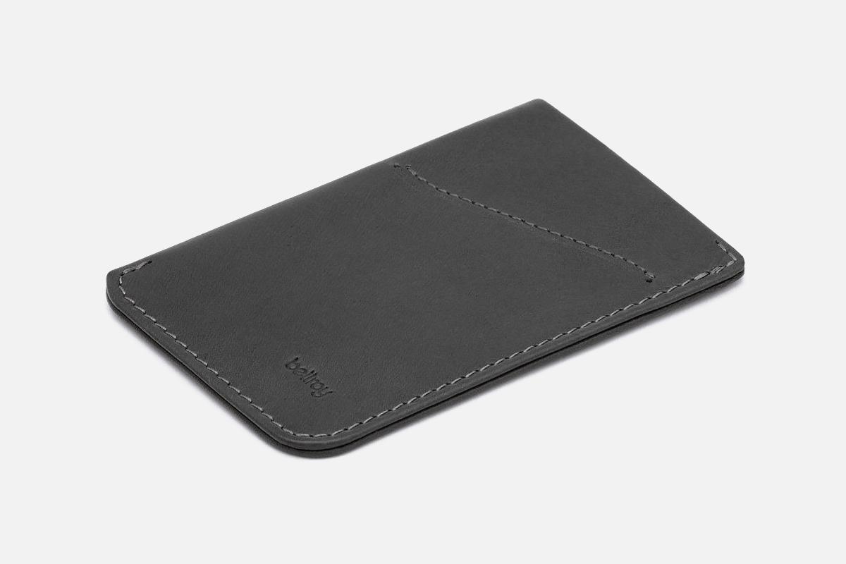 Best Slimline: Bellroy Card Sleeve Minimalist Leather Wallet