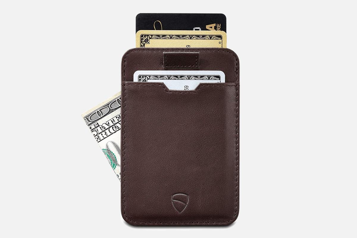 Best Ultra Slim: Vaultskin CHELSEA Minimalist Wallet