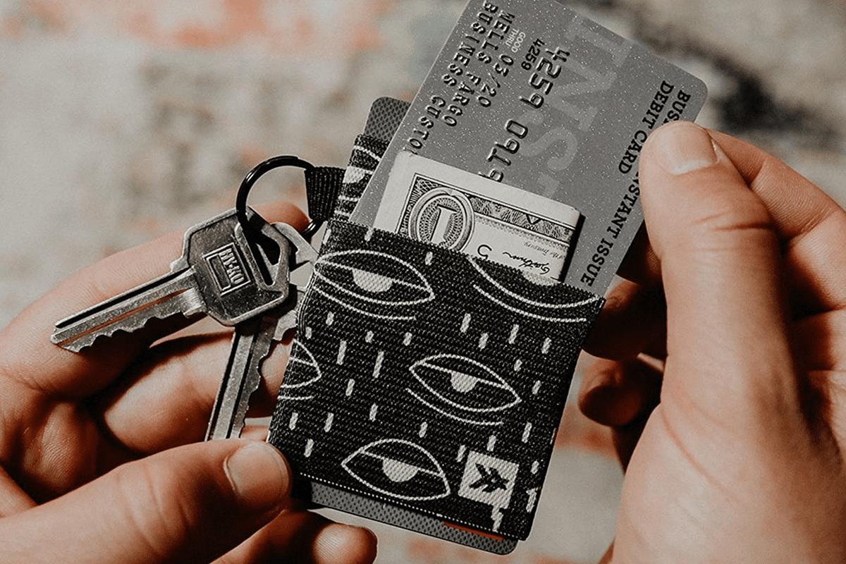 Thread Wallets Minimalist Wallet Front Pocket Card Holder