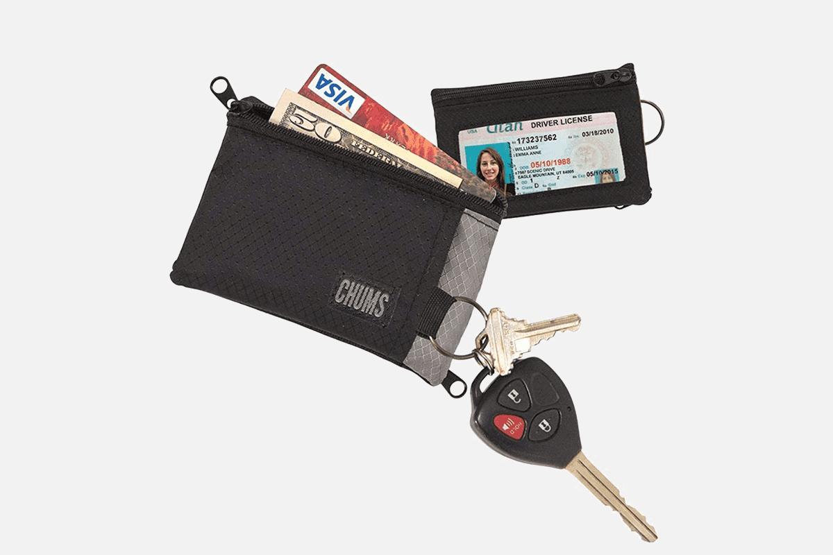 Chums Surfshort Minimalist Wallet