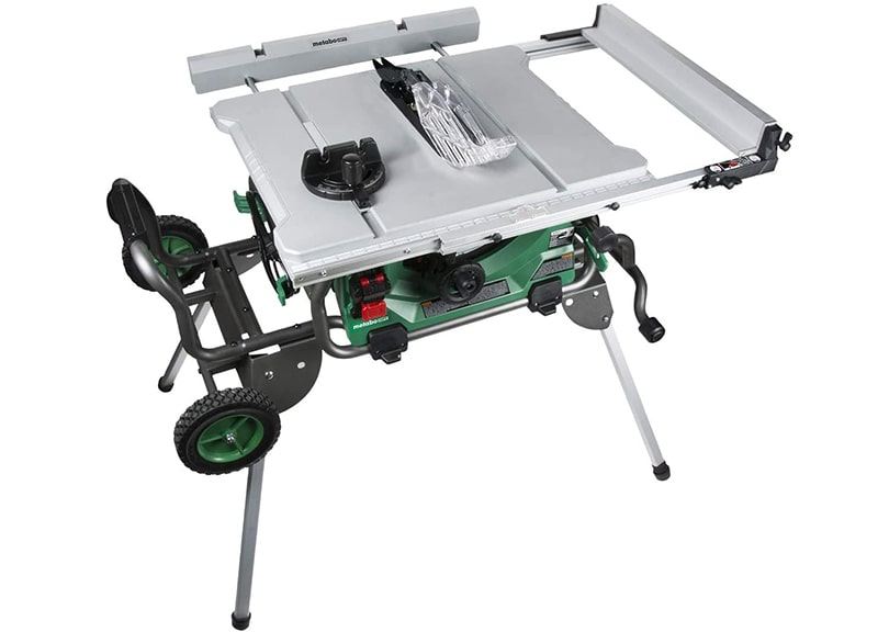 Best Price Table Saw: Metabo HTP-Jobsite Table Saw