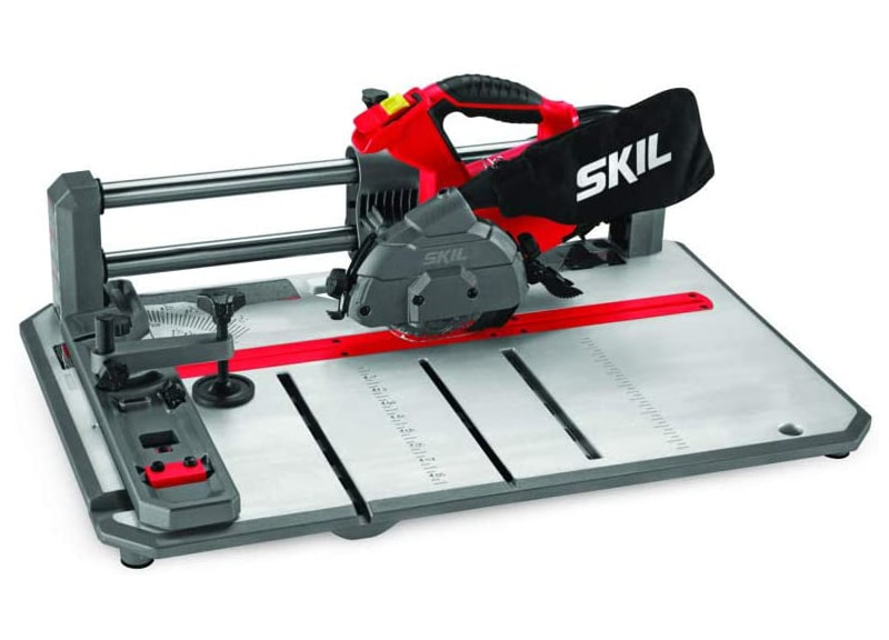 Best Portable Table Saw: SKIL 3601-02 Flooring Saw-With 36T Contractor Blade