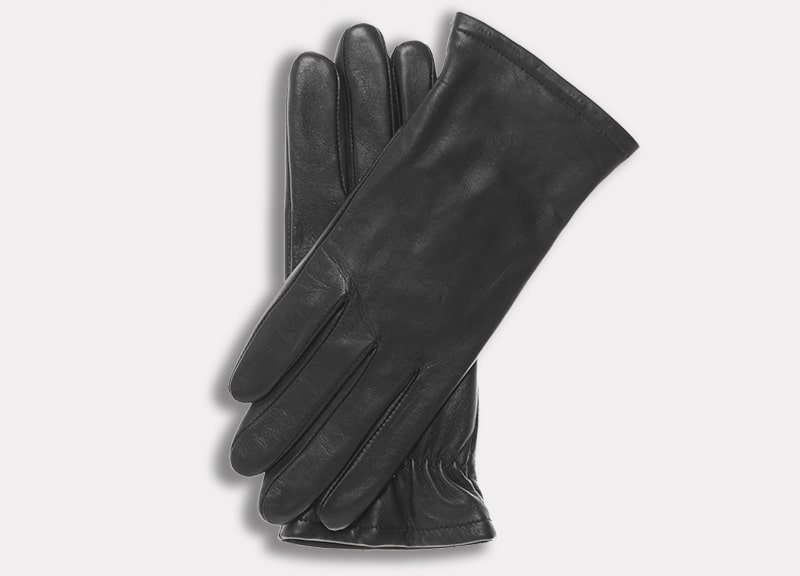 Broadway Women's Classic Thinsulate Lined Leather Gloves