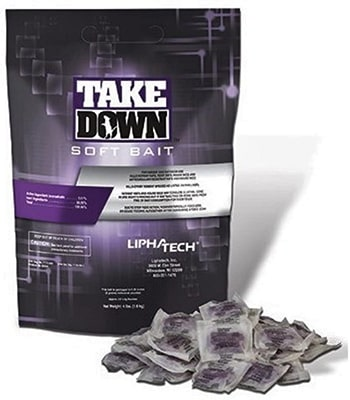 TakeDown Soft Mouse Rats and Mice Bait