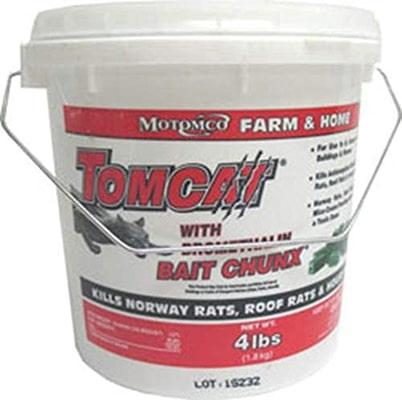 Tomcat Bait Chunx Pail Mouse Bait