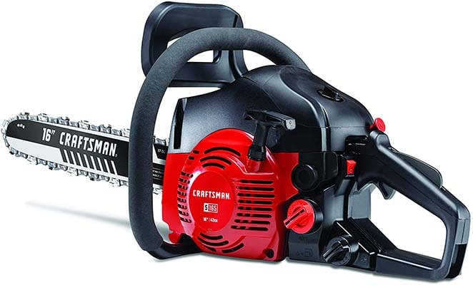 Craftsman 41AY4216791 S165 42cc Full Crank 2-Cycle Gas Chainsaw
