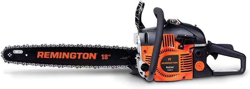 Remington RM4618 Outlaw 46CC 2-Cycle Gas-Powered Chainsaw