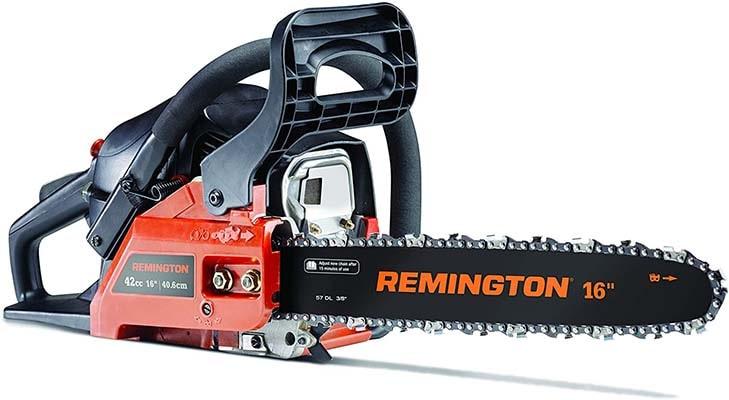 Remington 41AY4216983 RM4216CS 42cc Full Crank 2-Cycle Gas Powered Chainsaw