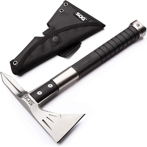 Best Versatile Tomahawk SOG Tomahawk Tactical Hatchet - Voodoo Hawk Mini Tactical Axe
