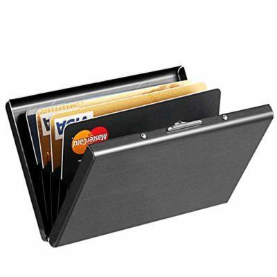 Best Value: MaxGear RFID Credit Card Holder